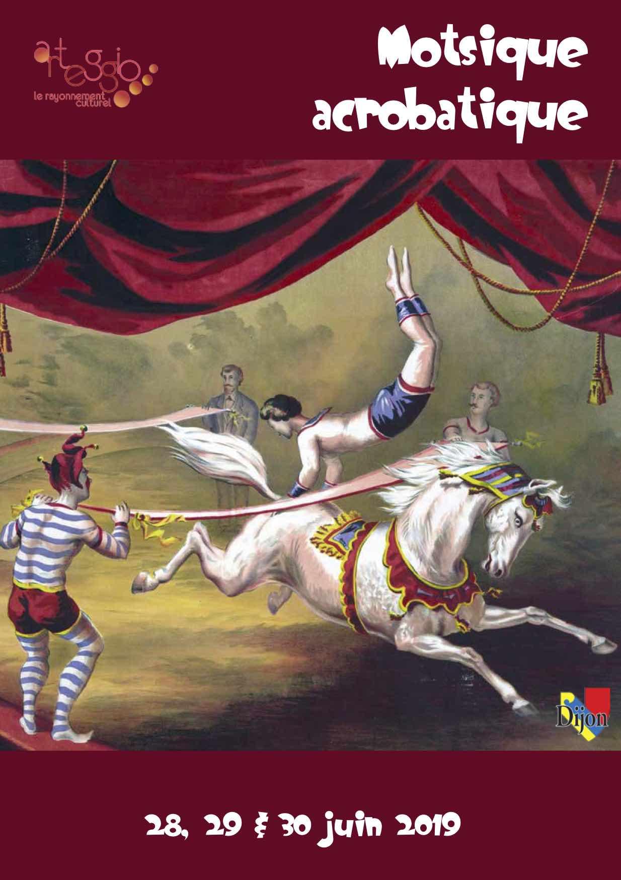 """Concert-dégustation """"Mostiques acrobatiques"""" @ Salle Roidot"""