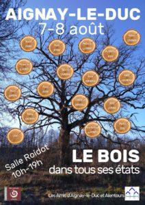 """Expo-vente """"Le bois dans tous ses états"""" @ Salle Roidot à Aignay-le-Duc"""