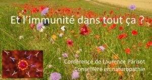 """Conférence """"Et l'immunité dans tout ça ?"""" @ Salle Roidot à Aignay-le-Duc"""
